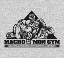 Macho'mon Gym