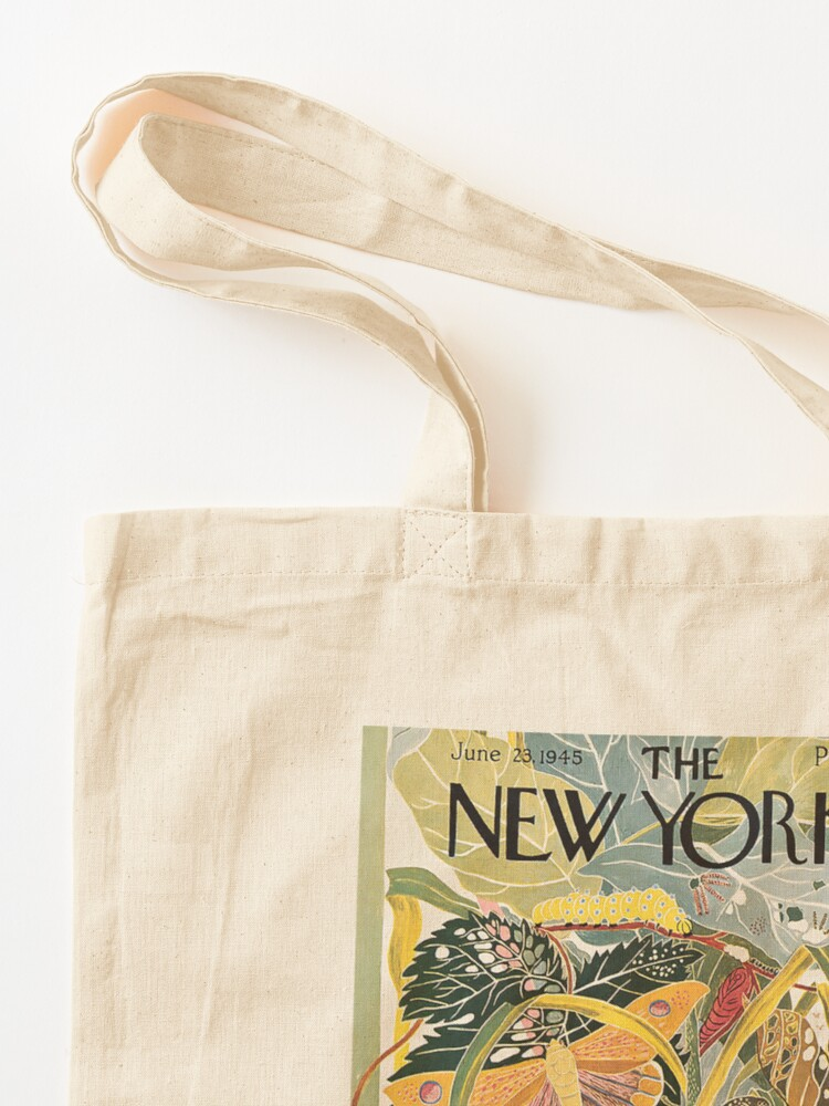 """Alternate view of The New Yorker 