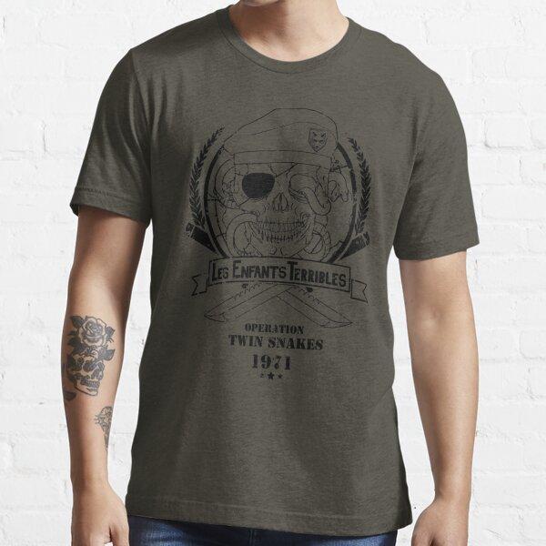 Les Enfants Terribles (Big Boss Edition) Essential T-Shirt