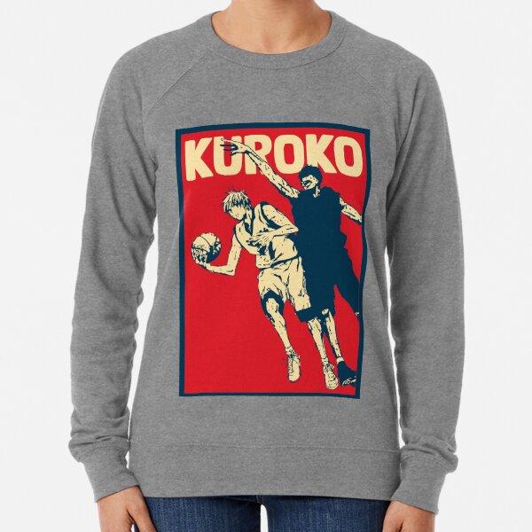 Kuroko pas de panier Sweatshirt léger