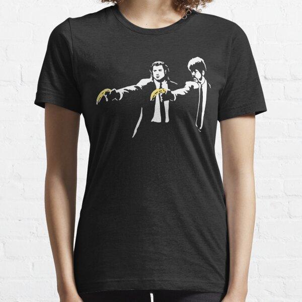 BANANE DE FICTION DE PULPE. T-shirt essentiel