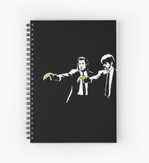 PULP FICTION BANANA. Spiral Notebook