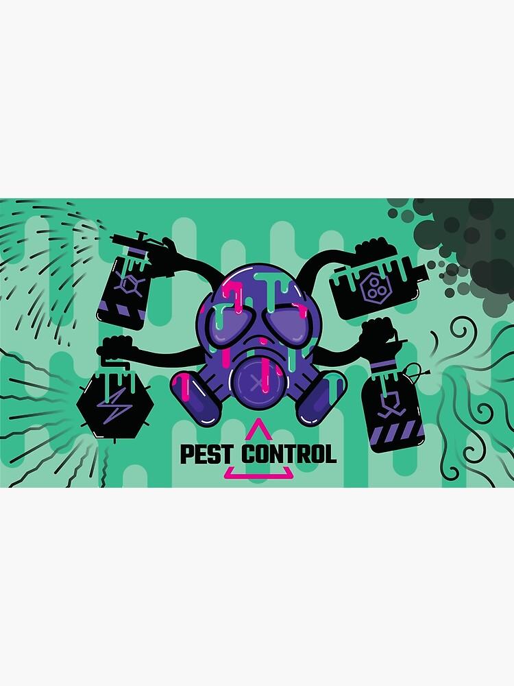 Pest Control Concept Art by TheJoyShop