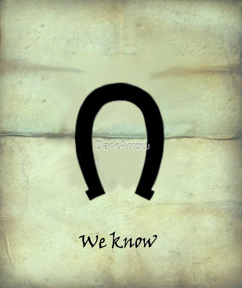 We Know (MLP) by DarkArrow
