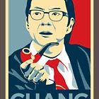 «Chang We Can Believe In (Comunidad)» de BiggStankDogg