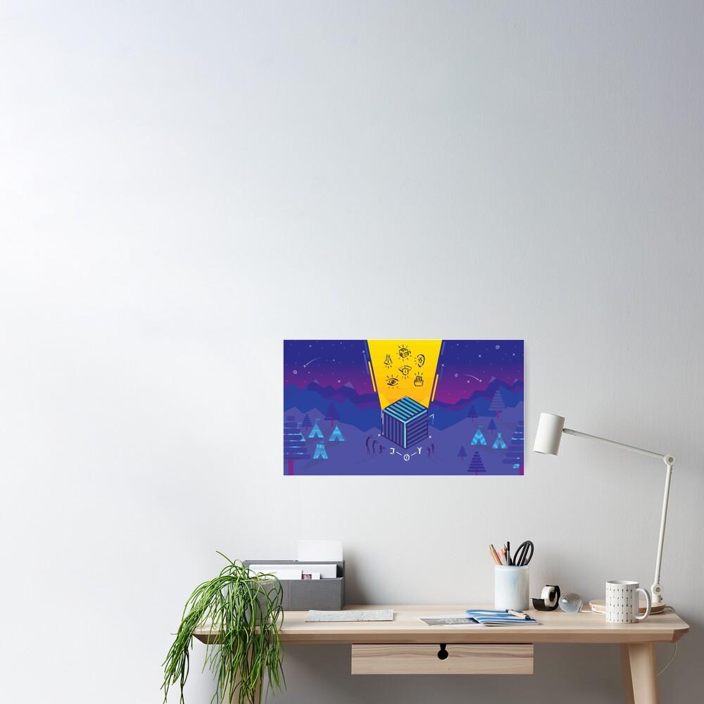 JOY Concept Art Poster