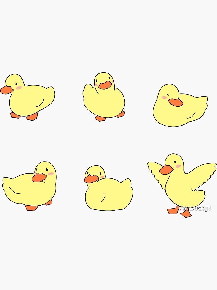 Ducklings by Schwebs