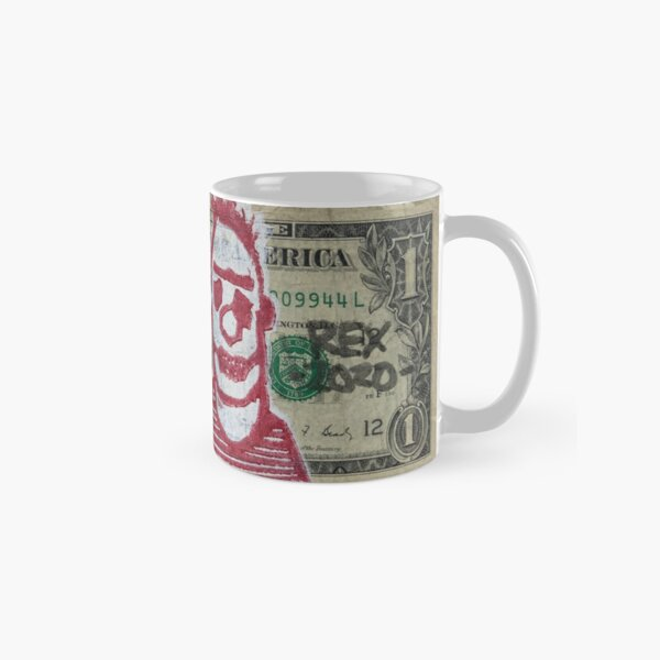 """Geekart """"just think about it"""" REX 2020 Classic Mug"""