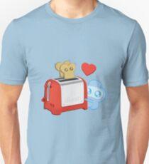 Bravest Warriors - Jelly Kid Love Toast Unisex T-Shirt