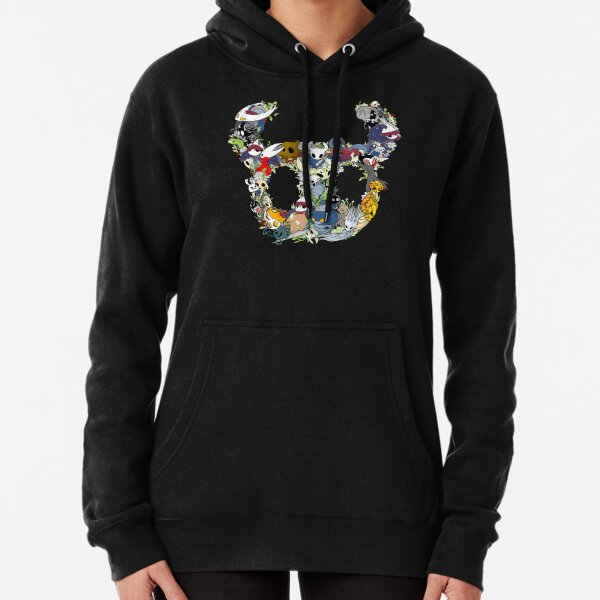 Hollow Crew (Mask) Pullover Hoodie