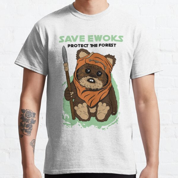Save Ewoks Classic T-Shirt