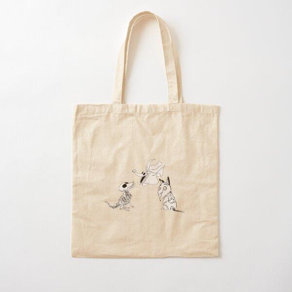 Chiens Tim Burton Tote bag classique