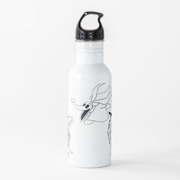 Perros Tim Burton Botella de agua
