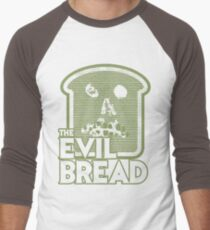 The Evil Bread Men's Baseball ¾ T-Shirt