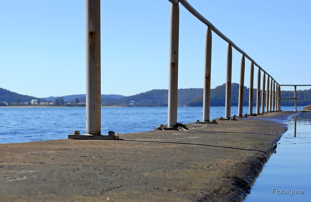pearl beach, nsw by Floralynne