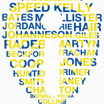 Leeds United Best Players Badge by F7James