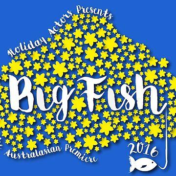 Big Fish by gpunch