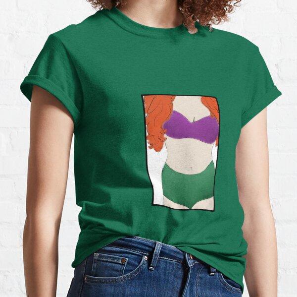 Mermaid Body Classic T-Shirt