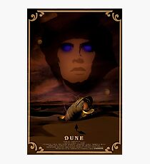 DUNE (1984) Photographic Print