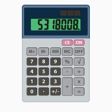 5318008 Leet Calculator by TheBlackPig