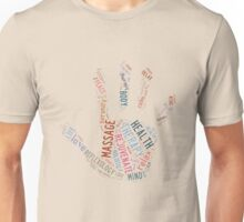 Massage Hand  Unisex T-Shirt