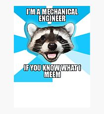 Tech Meme Photographic Print