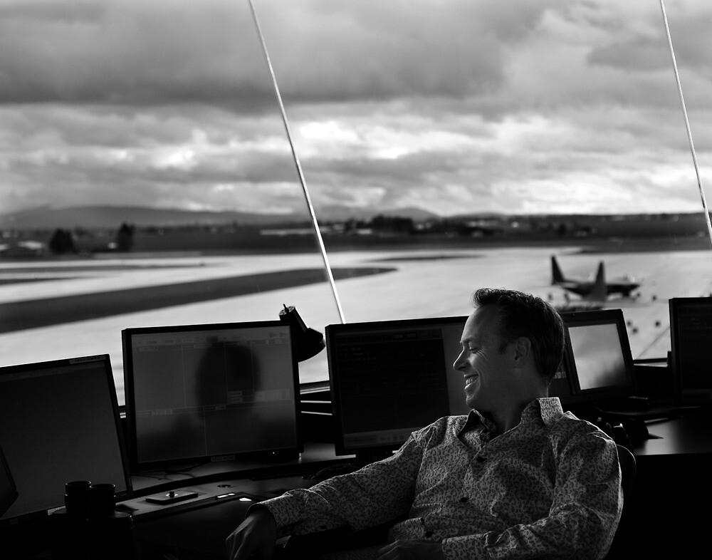 Air Traffic Controller by Morriki