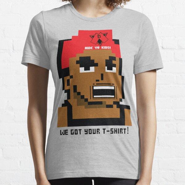 DAV Brandz We Got Your T-Shirt Pixel Tee Essential T-Shirt