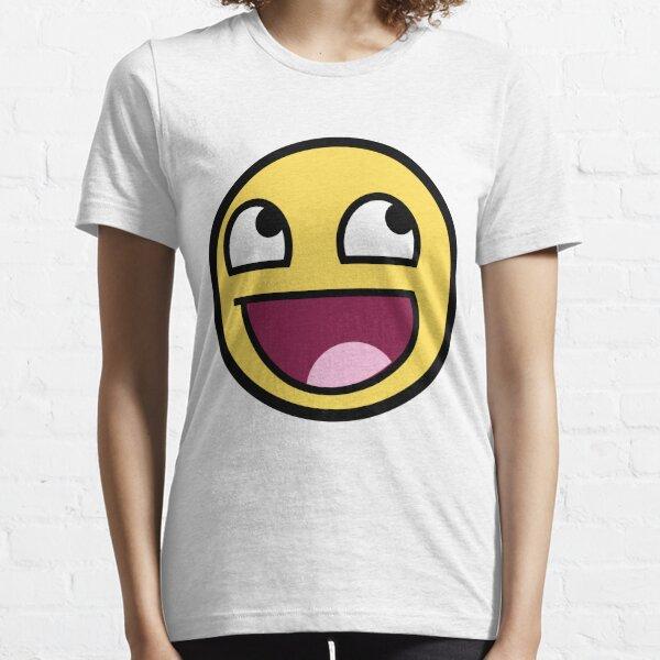 smiley meme Essential T-Shirt