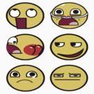Smiley Family meme by 305movingart