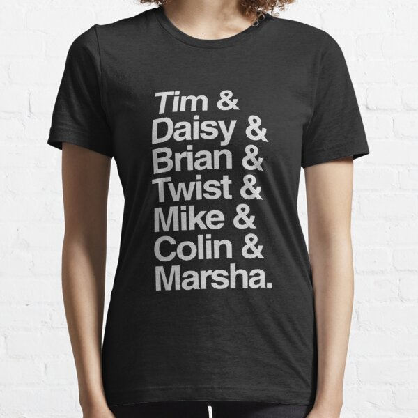 Tim& Daisy & Skip to the end... Essential T-Shirt