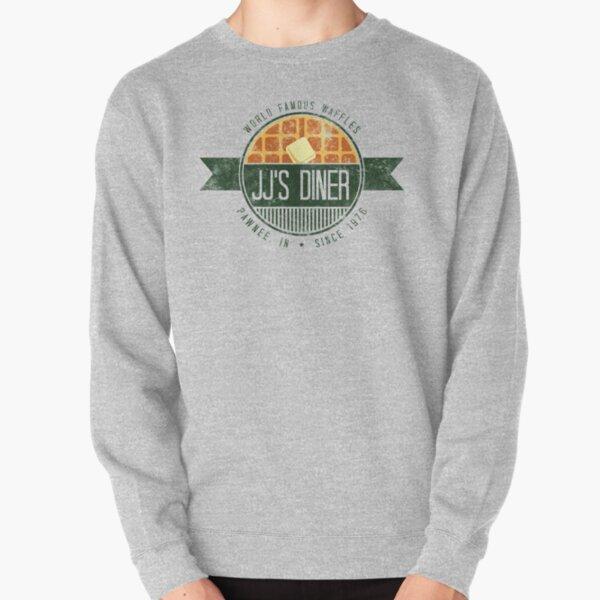 jj's diner - color Pullover Sweatshirt