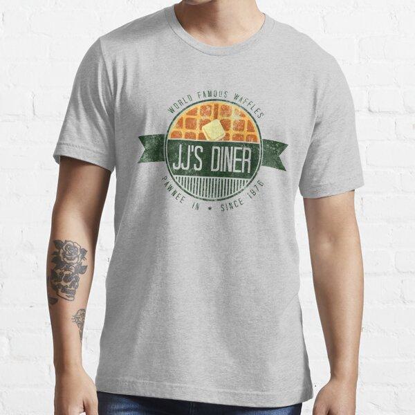 jj's diner - color Camiseta esencial