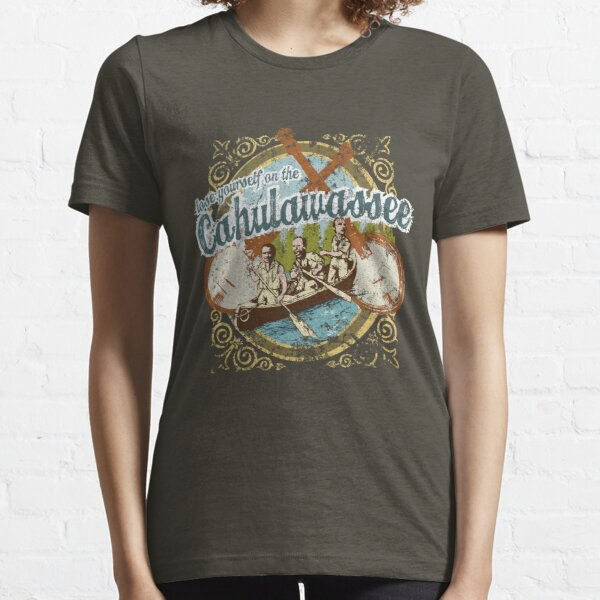 Paddle Faster! Essential T-Shirt