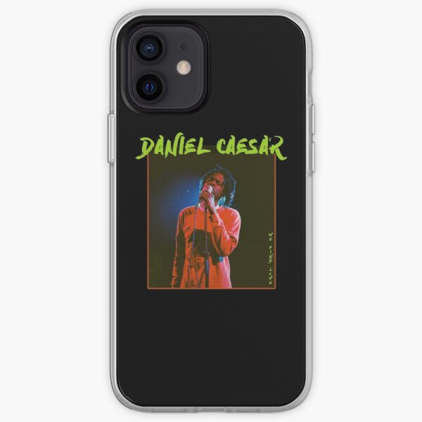 We find love and hold me down. This artwork of Daniel Caesar is perfect for all fans of the singer and lovers of shirts iPhone Soft Case