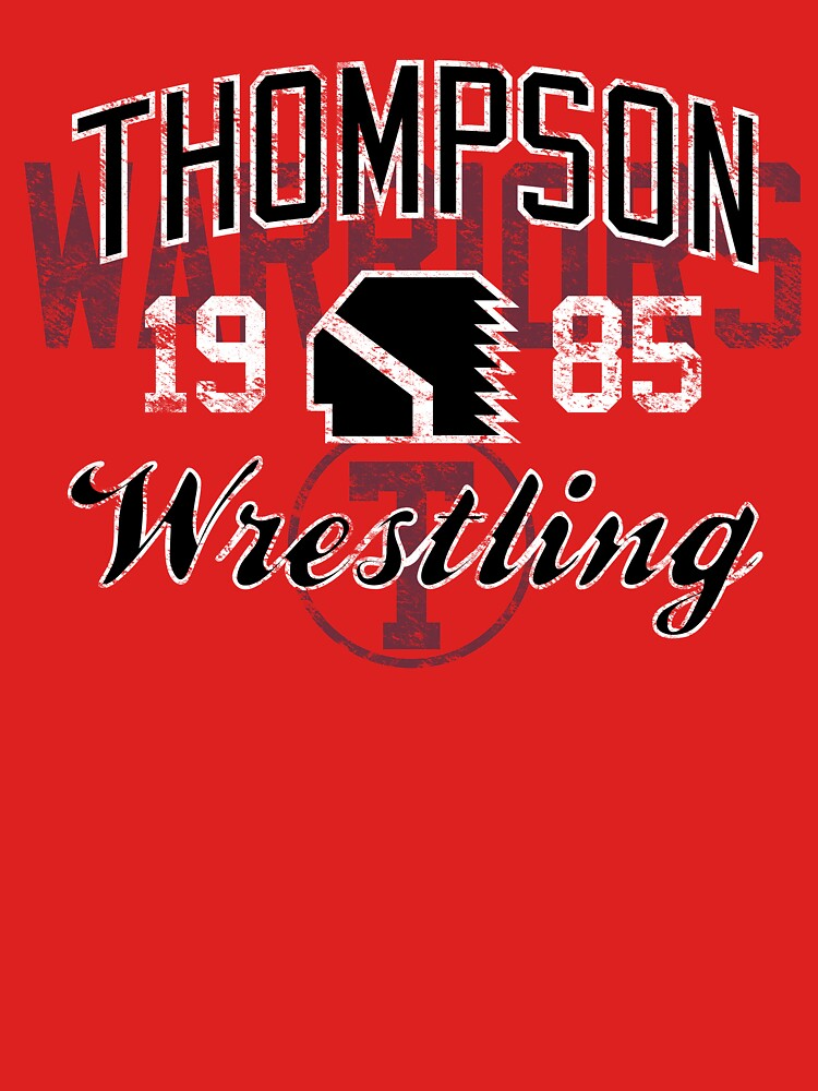 Thompson Wrestling 2 | Unisex T-Shirt