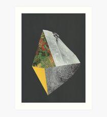 Beyond the Edge 2 Art Print