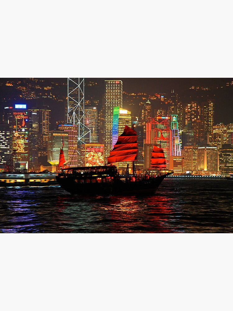 Classic Hong Kong by AxionSteel