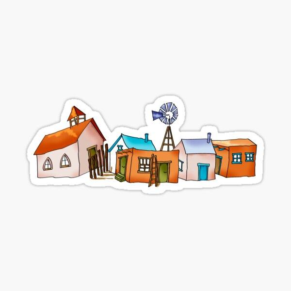 Little Village Sticker