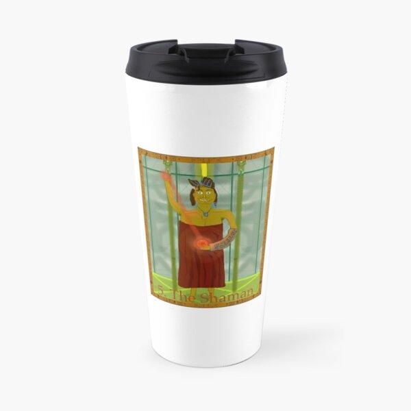 5. The Shaman Travel Mug