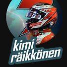 Kimi Raikkonen 7 - 2015 by evenstarsaima
