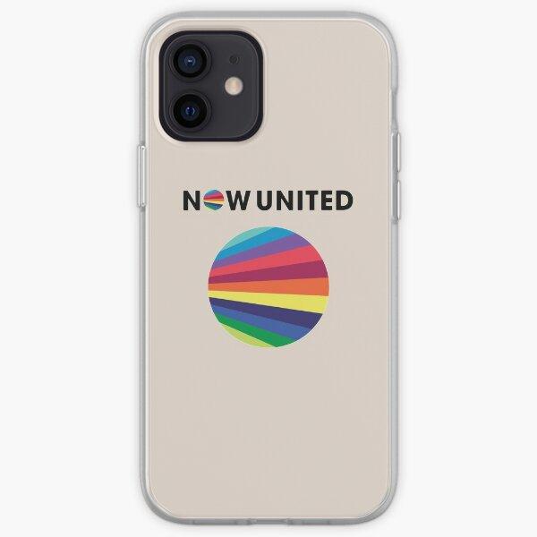 Now United ® Merch Coque souple iPhone