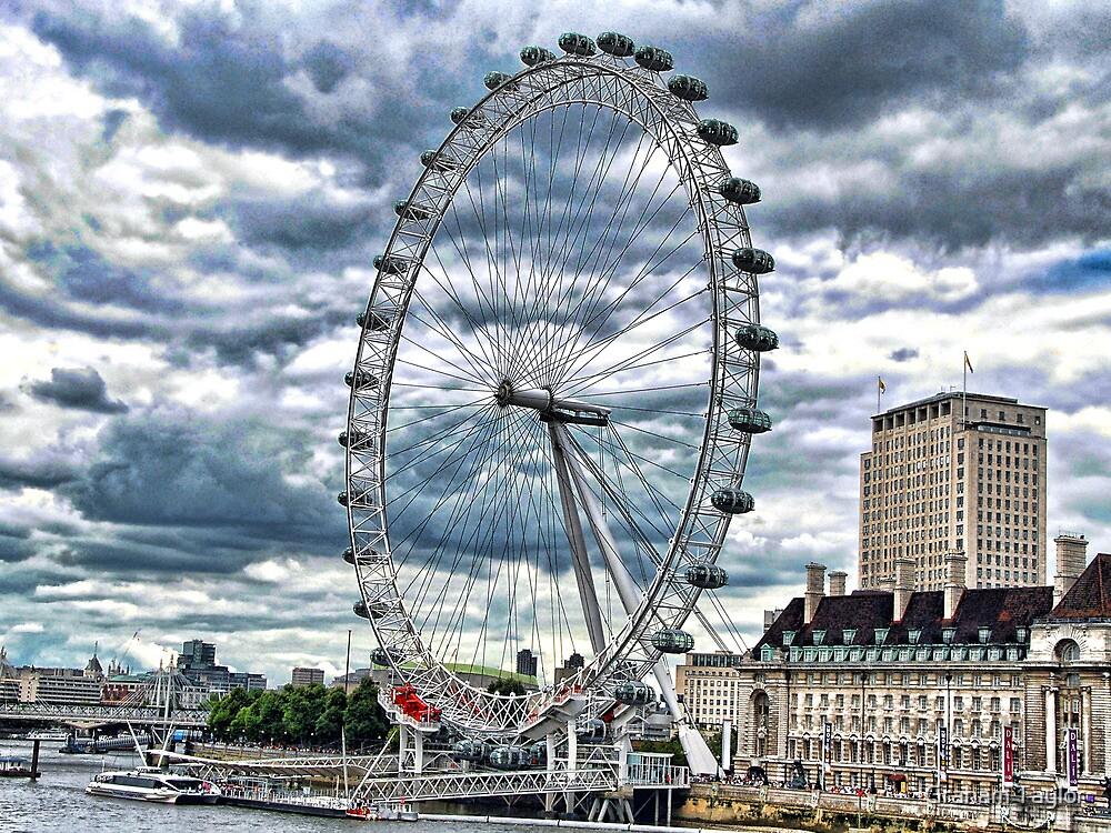 London Eye by Graham Taylor