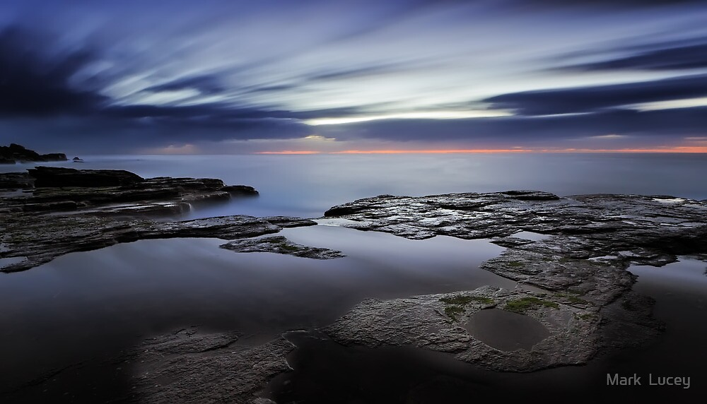 Bangalley Light II by Mark  Lucey