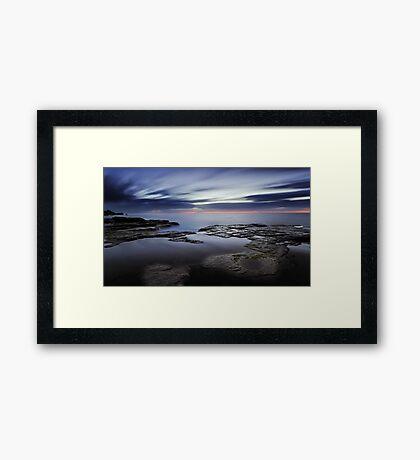Bangalley Light II Framed Print