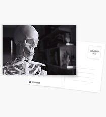 Old Bones Postcards