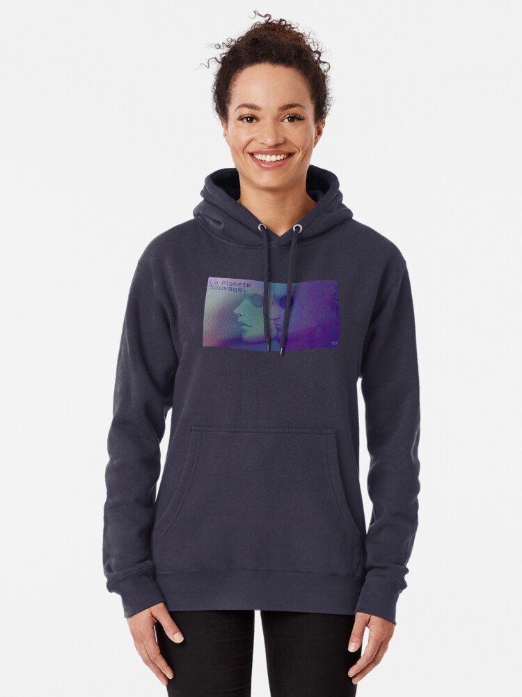 Alternate view of La Planete Sauvage -Fantastic Planet  Pullover Hoodie