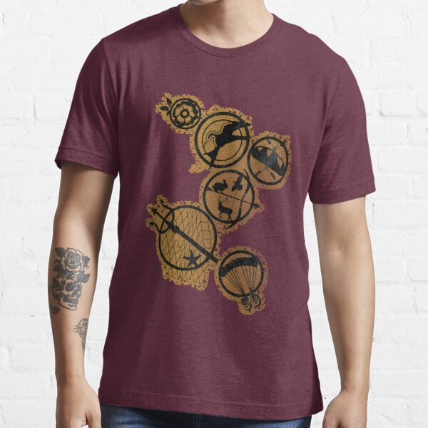 Tribute Pins Essential T-Shirt
