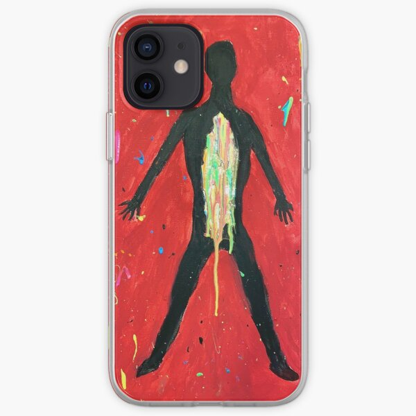 Open Wide iPhone Soft Case