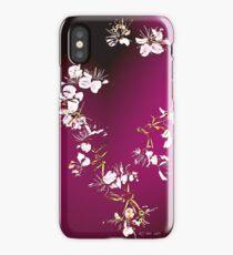 Sereen Abstract flower  iPhone Case/Skin